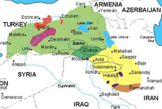 how to say hello in kurdish language